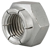 locknut aluminum self locking nut distributor the dale company